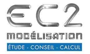 logo du bureau d'étude EC2 Modélisation