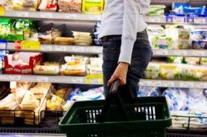 Consommateur achat magasin
