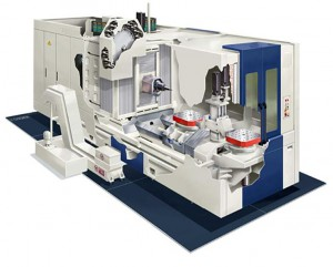 Machine pour l'usinage numérique