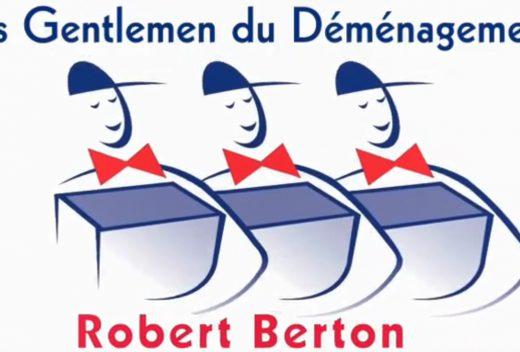 Robert Berton, membre du groupe des Gentlemen Déménageurs